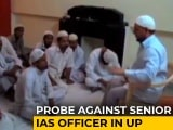 """Video : IAS Officer Accused Of """"Religious Conversion"""", Faces Probe In UP"""