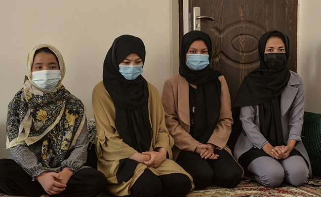 'Our Voices.. Cut Off': Afghan Women Taekwondo Fighters Feel Defeated By Taliban