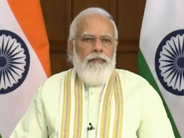 Video : PM Modi Dedicates 35 Crop Varieties To Nation