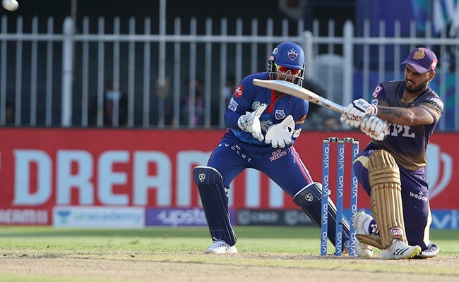 Live Score IPL 2021 Updates Kolkata Knight Riders vs Delhi Capitals KKR vs DC live cricket score update online at Sharjah Cricket Stadium in UAE