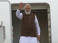 PM Modi's Plane Flies Over Pak Airspace En Route To US: Report
