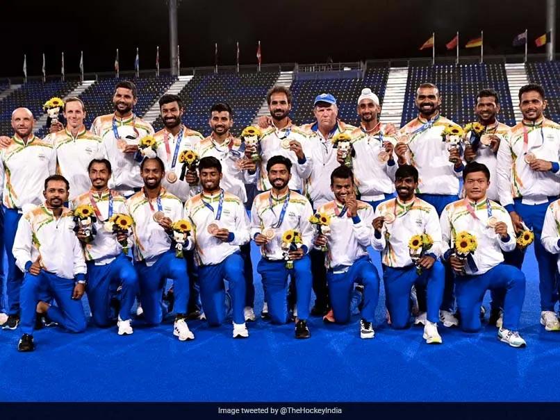 "Tokyo Olympics Bronze ""Just The Beginning"" For India Hockey Team: Forward Shamsher Singh"