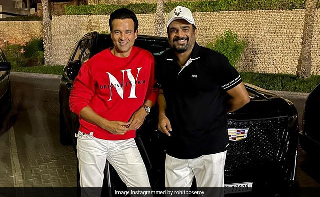 Rohit Roy Met Madhavan In Dubai. The Timing Was 'A Crazy Coincidence'
