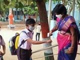 Video : Delhi Schools To Reopen From Monday, Physical Attendance Voluntary