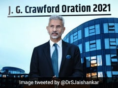 """Galwan Valley Clash Took Ties With China In """"Completely Different Direction"""": S Jaishankar"""