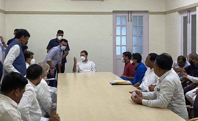 Kanhaiya Kumar, Jignesh Mevani Join Congress, Meet Rahul Gandhi In Delhi