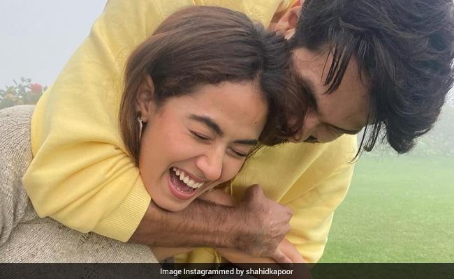 Shahid Kapoor's Birthday Wish For Wife Mira Rajput Is Everything