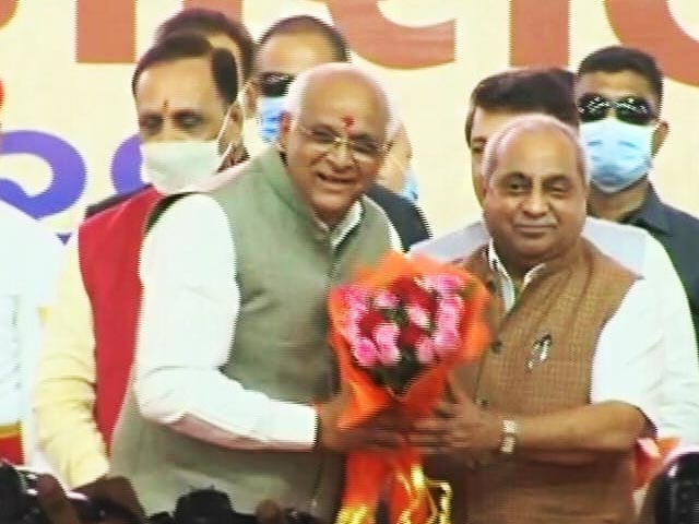 Video : New Gujarat Cabinet To Take Oath Today Amid Dissent Over Sackings