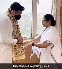 In Meeting With Mamata Banerjee, First Task For New Recruit Babul Supriyo