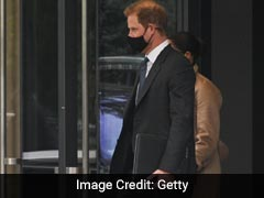 Prince Harry's Briefcase Identifies Him As... ''Archie's Papa''
