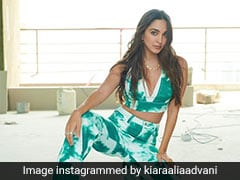 Kiara Advani In A Tie-Dye Track Set Is Making Us Want To Slip Into Athleisure Too