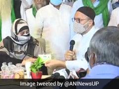 Jailed Gangster Atiq Ahmad, Wife Join Asaduddin Owaisi's Party