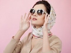 Pretty Silk Scarves To Add A Stylish Spin To Your Everyday Attire