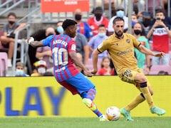 La Liga: Ansu Fati Returns In Lionel Messi Shirt To Help Barcelona Ease Pressure On Ronald Koeman