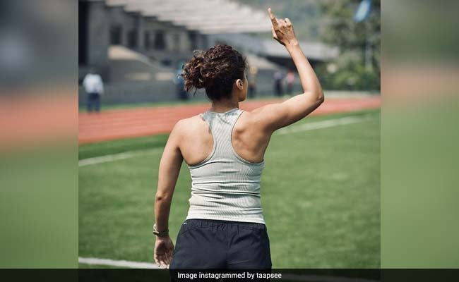 After 'Mard Ki Body' Comments, Taapsee Pannu Says Rashmi Rocket Is Ode To Women Who 'Hear This Daily'