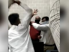 Raipur Pastor, Accused Of Conversion, Thrashed By Mob In Police Station