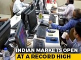 Video : Nifty Trades Above 17,700 For First Time, Sensex Gains Over 350 Points