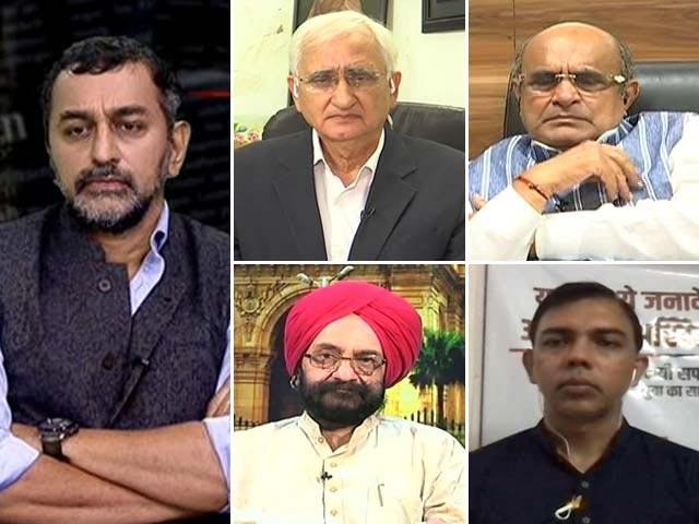"Video : Taliban To ""<i>Abba Jaan</i>"": Yogi Adityanath's Divisive Poll Mantra"
