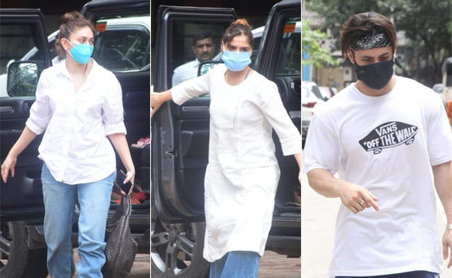 After Sidharth Shukla's Death, Bigg Boss Co-Contestants Shefali Jariwala, Arti Singh Visit His Family; Asim Riaz Pictured At Hospital
