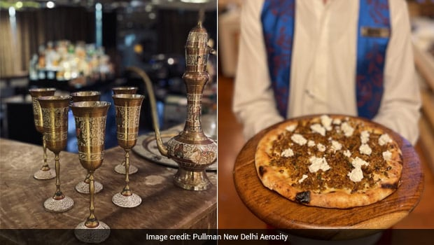 Dig Into An Authentic Middle-Eastern Feast At Pullman, New Delhi