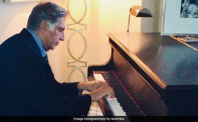 Ratan Tata Celebrates Air India Win With Adorable Flight-Shaped Cookies