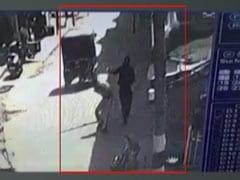 CCTV Shows Terrorist Firing At Srinagar Cop, He Died In Line Of Duty