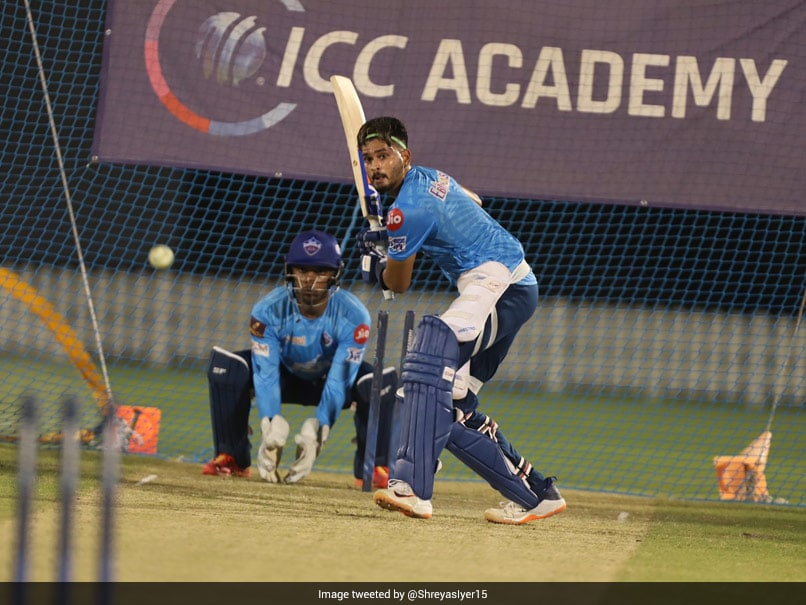 """IPL 2021: Shreyas Iyer """"On Top Of The World"""" After Joining Delhi Capitals Squad In UAE"""