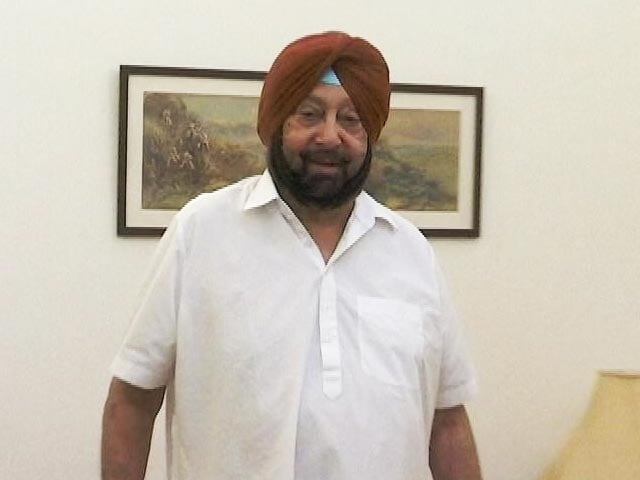 Video : Amarinder Singh To Meet Amit Shah Tomorrow To Discuss Farmers' Protest