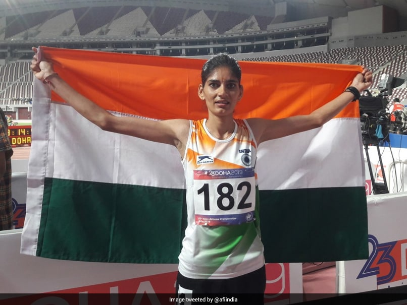 National Open Athletics Cships: Parul Chaudhary Wins Second Gold Medal With Personal Best In 3000m Steeplechase Final