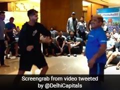 "Watch: Dumb Charades And Karaoke, Delhi Capitals' ""Unforgettable Night"" In UAE"