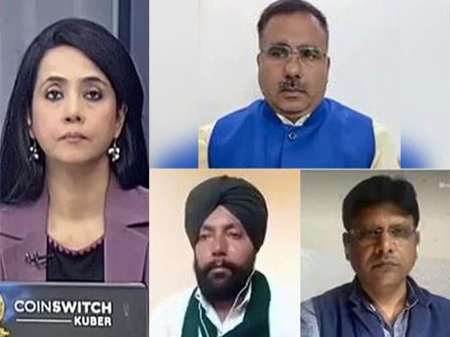 Videos : कृषि कानूनों के खिलाफ किसानों का 'भारत बंद', कुछ राज्यों में दिखा व्यापक असर