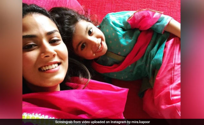 ICYMI: Shahid Kapoor And Mira Rajput's Daughter Misha's Birthday Was All About 'Rainbow And Bright Colours'