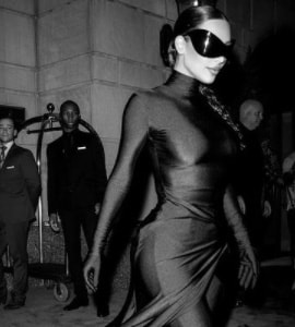 Met Gala 2021: Kim Kardashian Went To The After Party Unmasked (Almost)