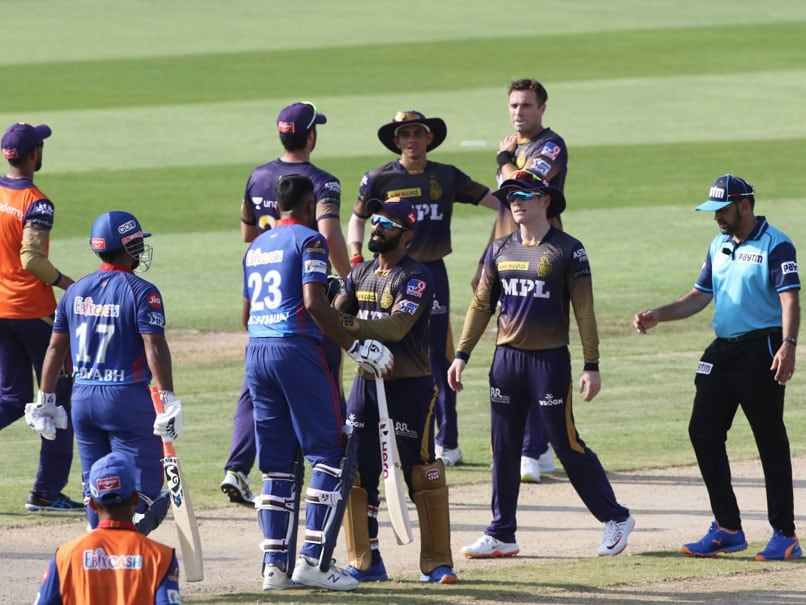 IPL 2021, KKR vs DC: Dinesh Karthik Reveals Reason Behind Eoin Morgan And Ravichandran Ashwins Altercation On Field