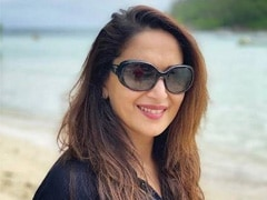 """""""Aloha, Beaches"""": Just Like Madhuri Dixit, We're Missing Vacations Too"""