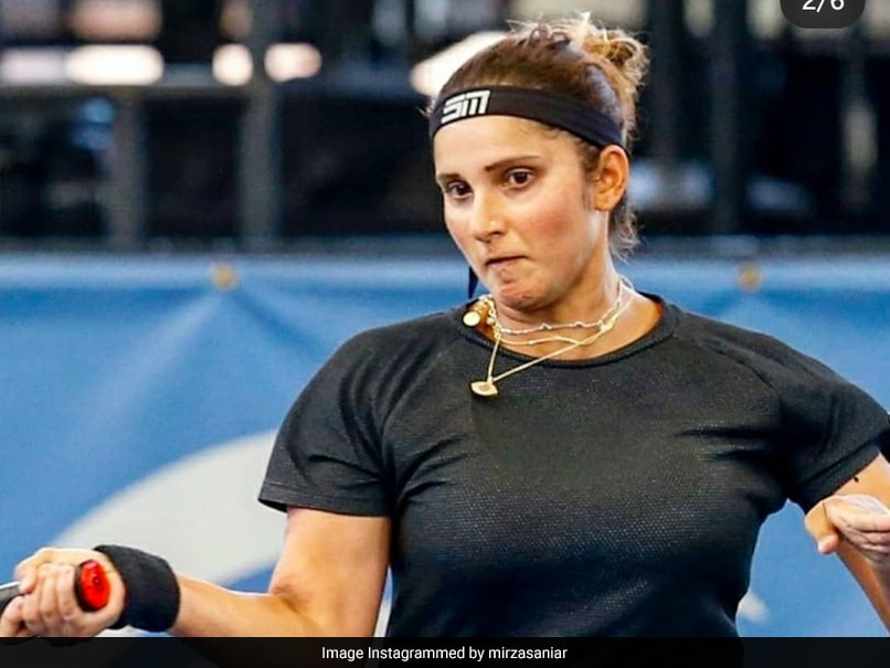 Luxembourg Open: Sania Mirza And Shuai Zhang Knocked Out In Quarter-Finals