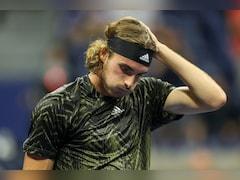 """Stefanos Tsitsipas Slammed By Alexander Zverev, Andy Murray For """"Magical"""" Toilet Breaks"""
