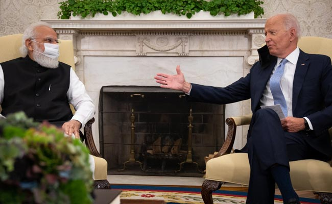 White House Defends Joe Biden's Indian Media 'Better Behaved' Than US Press Remark