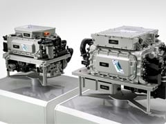 Hyundai Motor Group Showcases Third-Gen Fuel Cell System