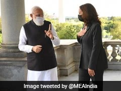 """""""Bilateral Ties Will Touch New Heights"""": PM Invites Kamala Harris To India"""