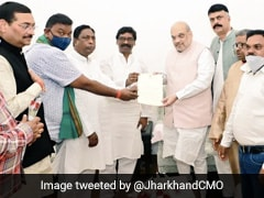 Jharkhand All-Party Delegation Meets Amit Shah, Seeks Caste-Based Census