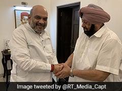 Amit Shah, Amarinder Singh Meeting Over Farm Laws Postponed