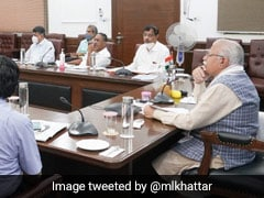 Haryana Chief Minister ML Khatter Seeks To Ease Pollution Controls In NCR