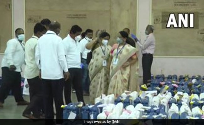 Counting Of Votes For 3 North Karnataka Civic Bodies Begins