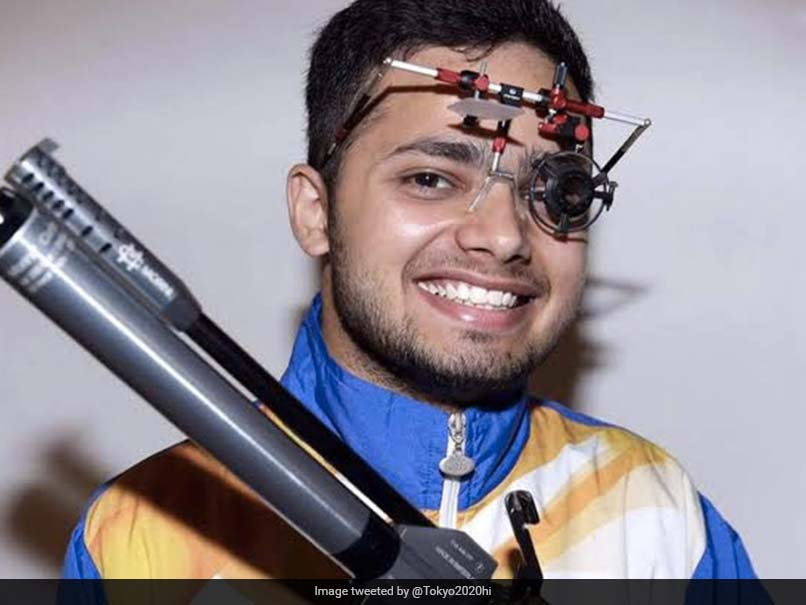 Tokyo Paralympics: Shooter Manish Narwal Thanks Family, Coaches After Winning Gold
