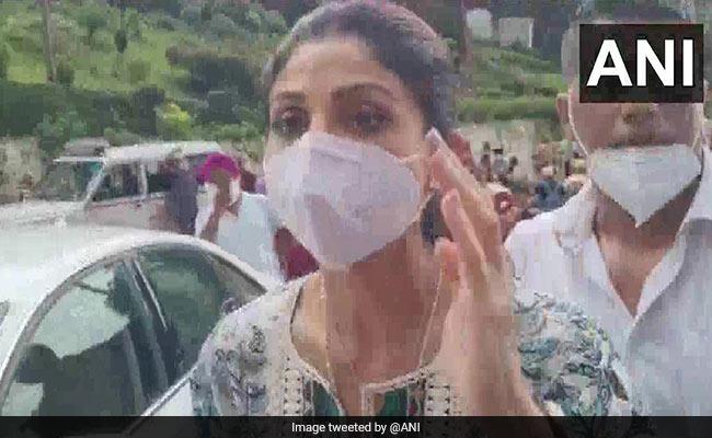 "Shilpa Shetty Said ""Was Busy, Didn't Know What Raj Kundra Was Upto"": Cops"
