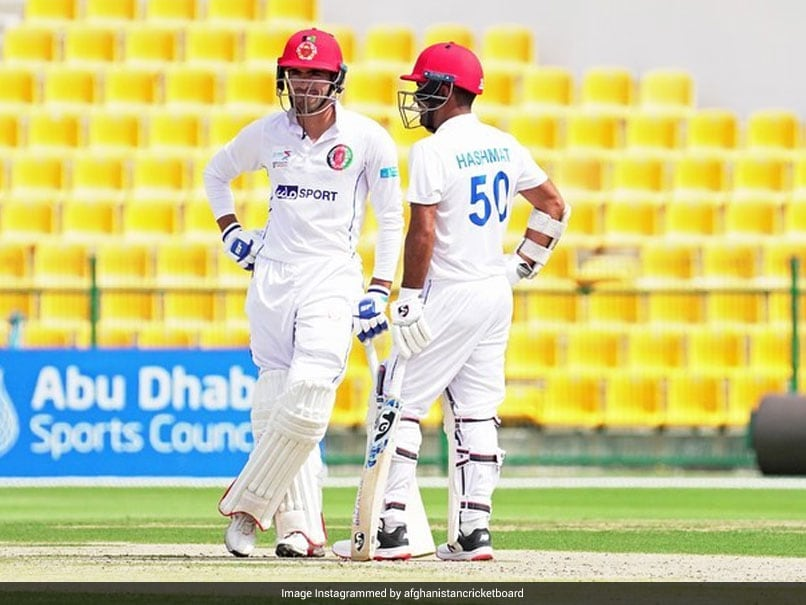 """Afghanistan Cricket Board Begs To Keep Game """"Out Of Politics"""""""