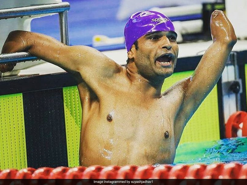 Tokyo Paralympics: Swimmer Suyash Jadhav Disqualified For Rule Violation