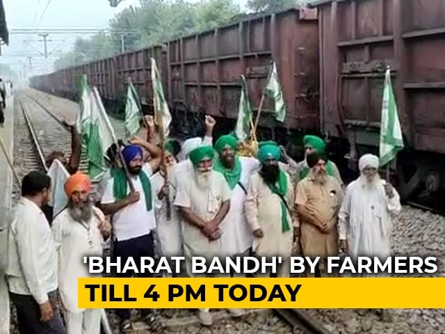 Video : Bharat Bandh To Mark One Year Of Farm Laws