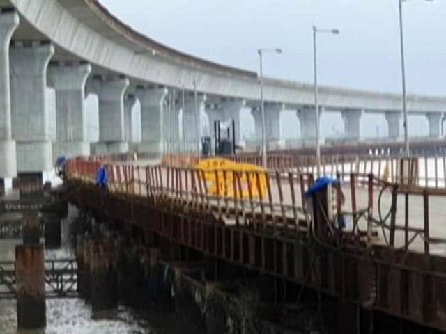 Video : Mumbai To Navi Mumbai In 20 Minutes, Courtesy Trans Harbour Link